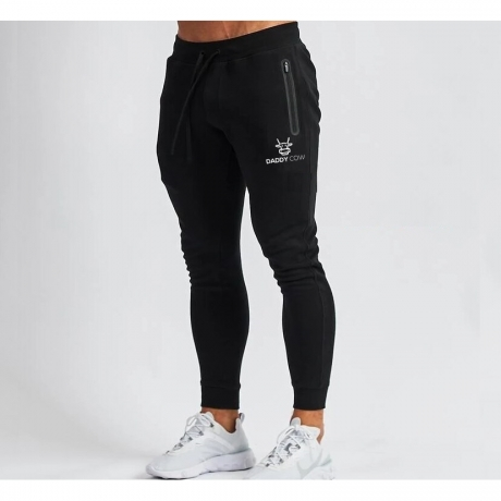 Daddy Cow Men's sport pants, gym wear, running track suit bottoms
